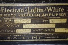 targhetta loftin white