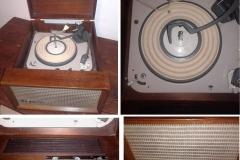 Giradischi Bell Telephone