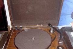 grammofono elettrico la voce del padrone