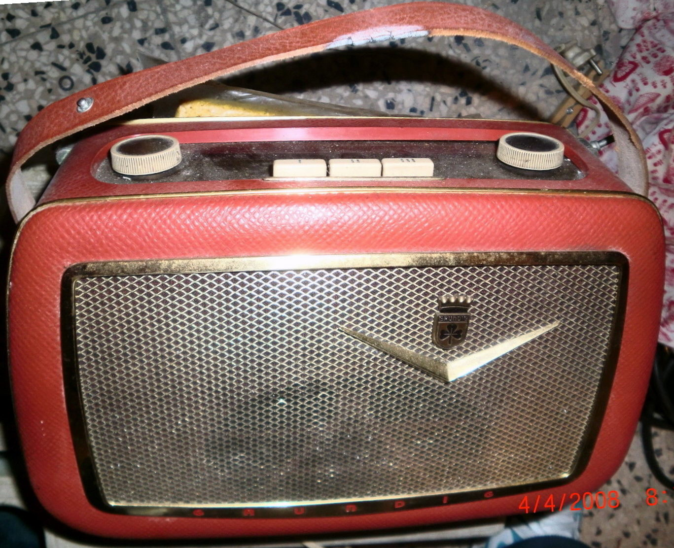 grundig-radio