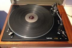 Giradischi Lenco L75S