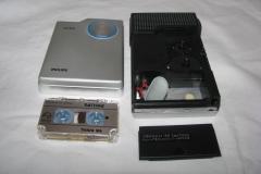 Registratore per microcassette Philips
