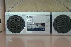 Radioregistratore con microcassette Aiwa CS-M1